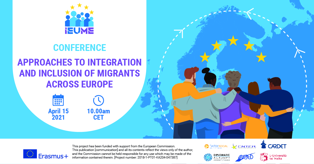 Approaches to Integration and Inclusion of Migrants Across Europe