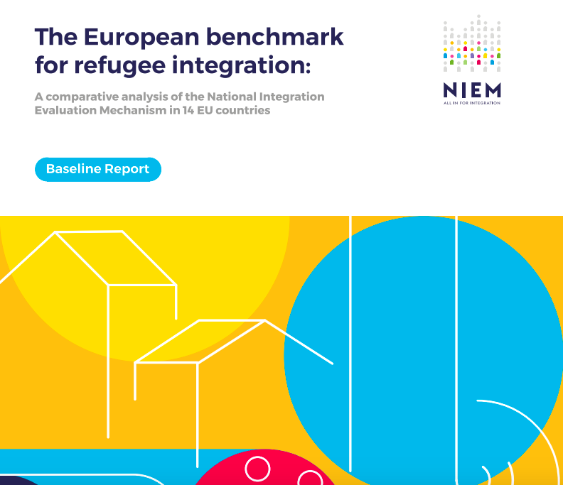 The European benchmark for refugee integration – A comparative analysis in 14 EU countries